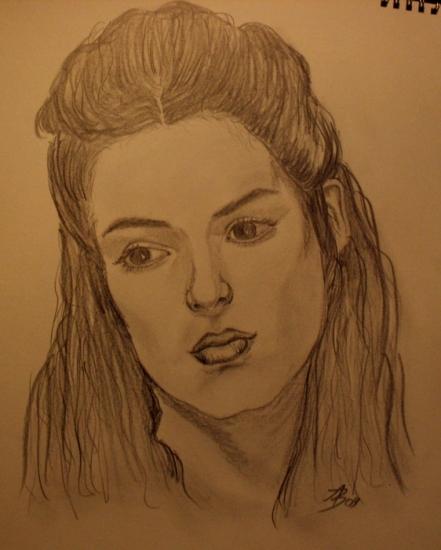 Winona Ryder por AdrianaB